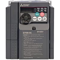 Variador de frecuencia Mitsubishi fr de D740–080sc de EC 3,7kW, un = 400V 3PH
