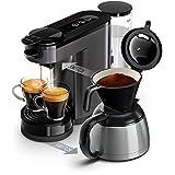 Machine à café À dosettes PHILIPS - HD6591.21