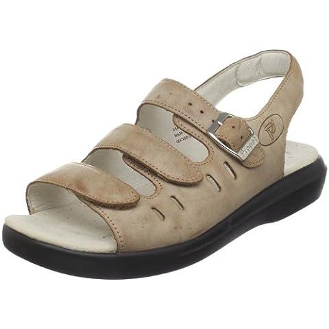 Propet Breeze Walker Larga Pelle Sandalo