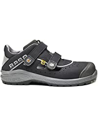 Base BO886 Style S1P ESD Safety Lace Trainer Shoe - 40 EU