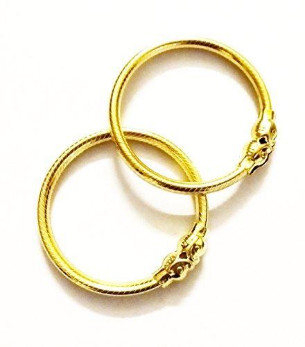 AkinosKIDS Golden Tradional Bracelet popularly known as Nazariya.