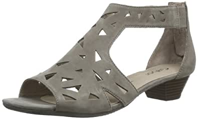 Gabor Shoes Gabor 85.858.13 Damen Sandalen, Grau (fumo), EU 35.5 (UK 3) (US 5.5)