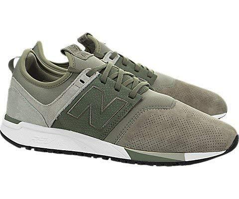 New Balance Herren Sneakers MRL 247 Rl Silber (12) 43 -