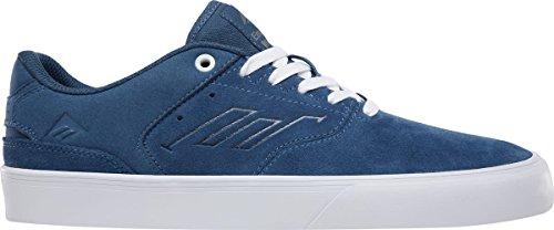 Emerica The Reynolds Low Vulc Herren Skateboardschuhe Blue/white/gum