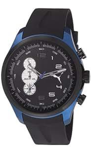 Puma Herrenuhr VELOCITY SILVER BLUE PU103131003