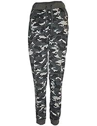 Waooh - Bas De Jogging Camouflage Elian