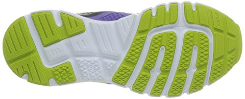 Asics Gel-Zaraca 3, Chaussures de trail femme Violet (3605-Purple/Lime/Dark Purple)