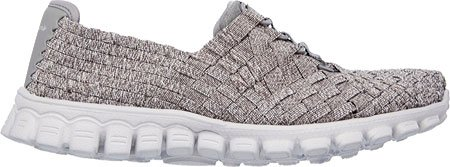 Skechers Sport Easy Flex 2 Piedistallo Fashion Sneaker - Grigio (grigio)