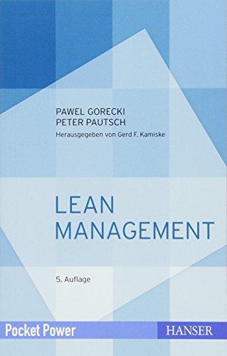 Lean Management (Pocket Power)