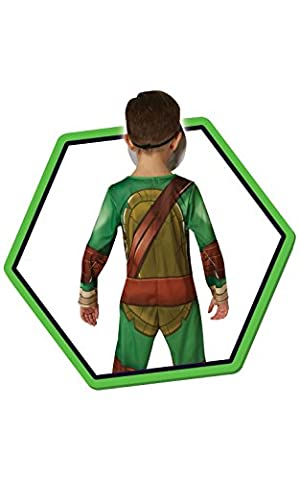 Teenage Mutant Ninja Turtles Enfants Costume - Rubie's TMNT officielle demi coque Hero Costume