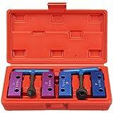 Rishil World Petrol Engine Cam Belt Drive Locking Tools Twin Spark Adjusting Tool Kit