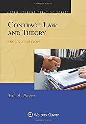 Contract Law and Theory (Aspen Student Treatise Series) by Eric A. Posner (2015-11-20)
