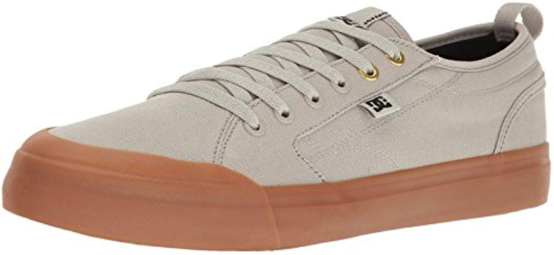DC Männer Evan Smith TX Skate Schuhe  EUR: 38.5  Grey/Gum