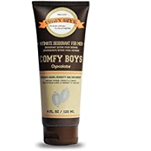 Comfy Boys Chocolate - #1 Intimate Deodorant for Men - 4 oz Daily Grooming Companion by Comfy Boys