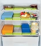 Purvario Stauleisten für Kühlschränke (8er)