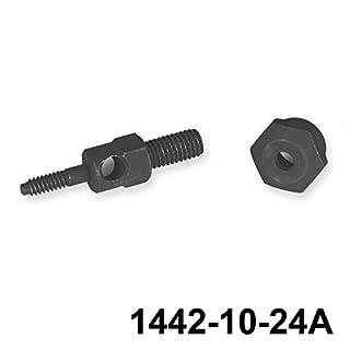 Astro Pneumatic Tool 1442-10-24A 10-24 Mandrel and Nose Piece for 1442