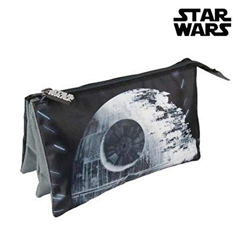 Star Wars Estuche Portatodo,, 22 cm (Artesanía Cerdá CD-21-2147)