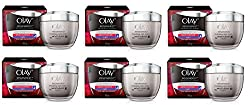 Olay Regenerist Advanced Anti-aging Night Firming Cream, Moisturize, 1.7 Oz (Pack of 6) + LA Cross Manicure 74858