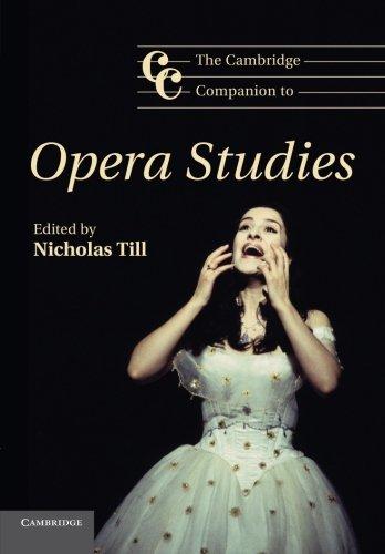 The Cambridge Companion to Opera Studies Paperback (Cambridge Companions to Music)