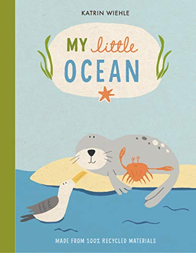 My Little Ocean (A Natural World Board Book) (English Edition)