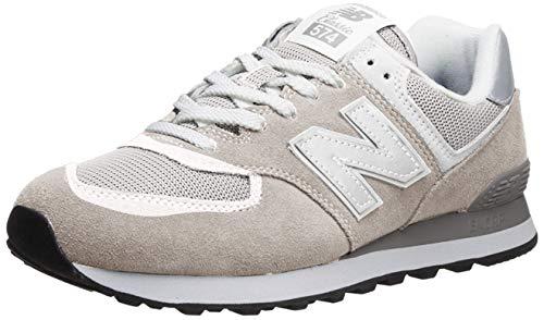 New Balance 574 Core Zapatillas Hombre, Blanco Nimbus Cloud, 40 EU 6.5 UK