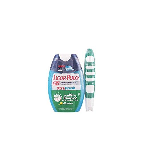Licor del Polo Dentifricio, 2 in 1 Extrafresh, 200 gr