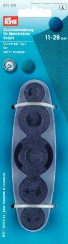 PRYM Universalwerkzeug für überziehbare Knöpfe 11-29 mm