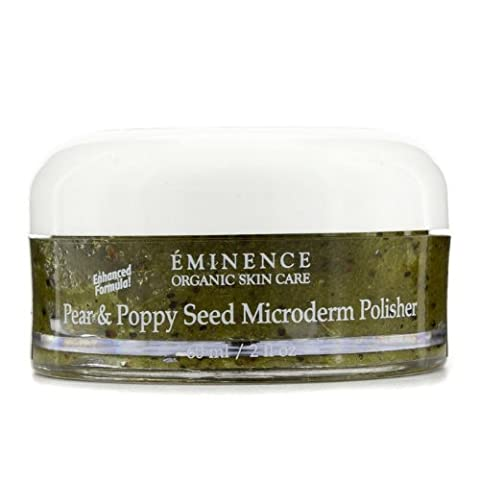 Eminence Pear & Poppy Seed Microderm Polisher 60ml by Eminence Organic Skin Care