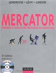 Mercator : Théories et nouvelles pratiques du marketing (1Cédérom)