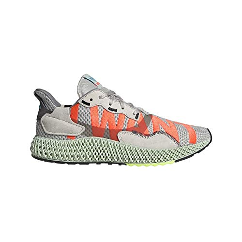 adidas Schuhe Zx 4000 4D Grau 43 13