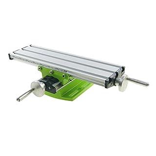 Katsu Tools SP10008009Multifunktions-Arbeitstisch für Fräsmaschinen, Ständerbohrmaschinen, etc., mehrfarbig