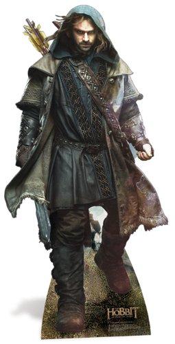 Life-Size Stand-up Warner Bros - Kili (Der Hobbit) Pappaufsteller Aufsteller Standup Figur Kinoaufsteller Pappfigur Cardboard Lebensgroß Starfigur