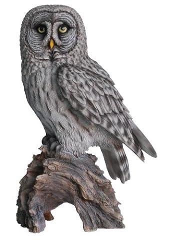 Vivid Arts Size-B Real Life Great Grey Owl
