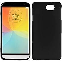 Funda Silicona Premium para LG X150 (L Bello II) Negro