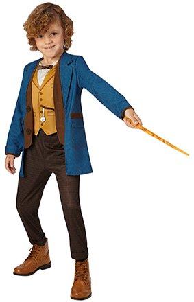 Rubies-Official-Fantastic-Beasts-Warner-Bros-Newt-Scamander-Deluxe-Childs-Costume