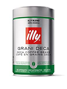 Illy Decaffeinated Coffee Beans 250 g