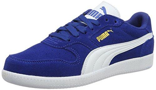 Puma Unisex-Erwachsene Icra Trainer SD Sneakers, Blau (True Blue White 26), 40.5 - Herren Puma Schuhe Sneaker