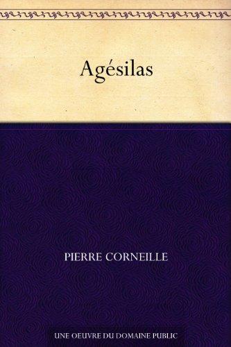 Couverture du livre Agésilas