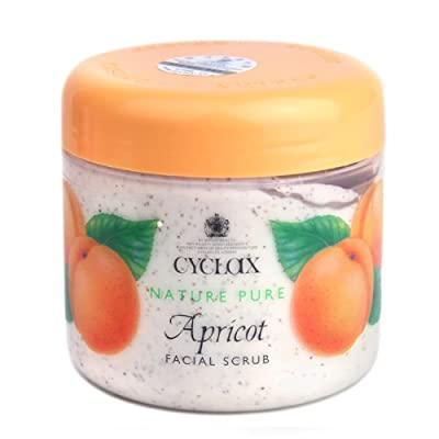 Cyclax Apricot Facial Scrub 300ml by Richards & Appleby