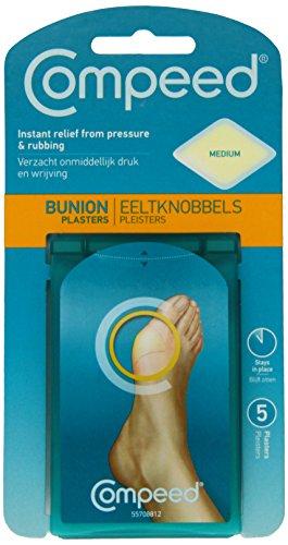 Compeed Medium Bunion Plasters, 5 Plasters