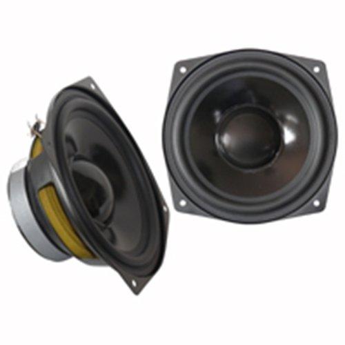 Dynavox 165mm Basslautsprecher 8 Ohm (Tieftöner Lautsprecher)