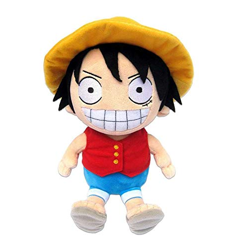 Sakami Merchandise One Piece - Ruffy 25 cm Plüsch Figur