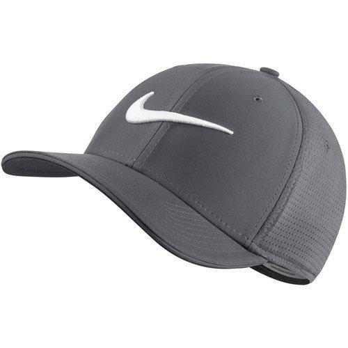 Nike classic99Mesh Casquette de Golf Homme, Homme, Classic99 Mesh, Gris (021)