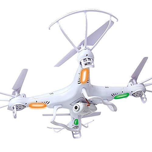 Drone Remoto, Droni Con Telecamera Per Adulti E Bambini, Aereo A Quattro Assi Con Telecamera Ad Alta Definizione 2.4G Elicottero...