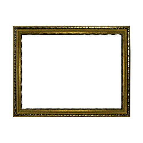Barockrahmen Gold fein verziert 813 ORO, Leerrahmen, 40x50 cm