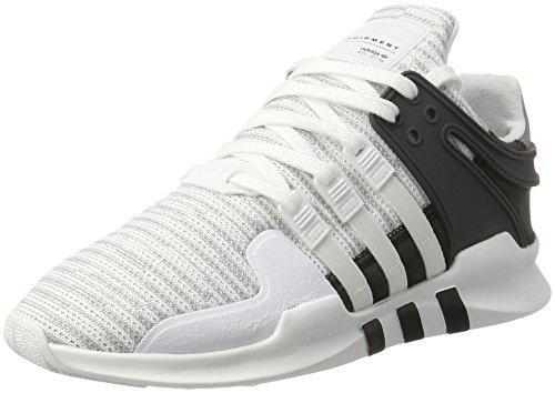 adidas Eqt weiß Support Adv Sneakers, Weiß (Ftwwht/Ftwwht/Cblack), verschiedene Größen