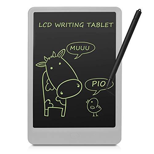 "conecto CC50505 LCD Schreibtafel digital Writing Tablet Grafiktablet Schreib-/Malbrett 10"" l, weiß"