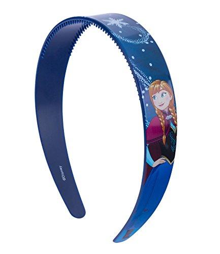 zen Haarreifen, Haarschmuck mit Elsa, Disney Haarschmuck, Prinzessin, Kindergeburtstag (305-239) (Ist Frozen Für Mädchen)