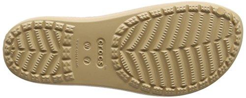 Mulheres Multicores Sloanegrphxstrp Crocs leopard Sapatos Slides De 4X0BffqWd
