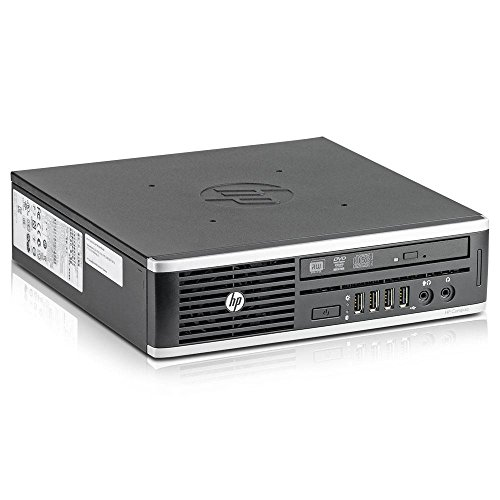 HP Elite 8300 USDT Business PC-System, Intel Core i5, 4GB RAM, 320GB HDD, DVD-Multi, Win10Pro (Generalüberholt) (Mini Hp Pc)